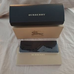 Burberry Glasses Case & Box